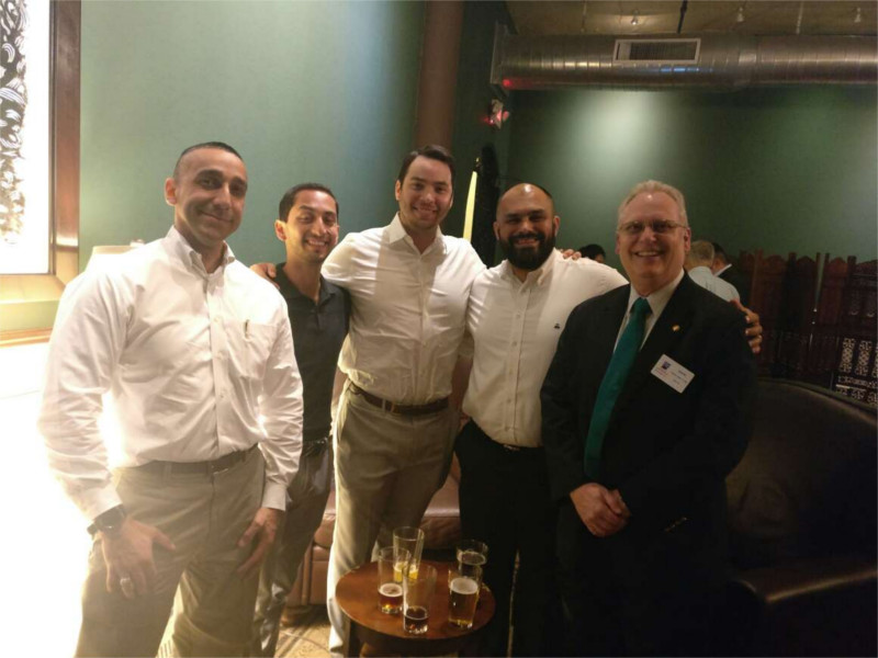 ISM-Houston Emerging Professionals Group Event at St. Arnold's brewery