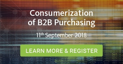September 11 2018 Webinar Real World Procurment Consumerization of B@B Purchasing