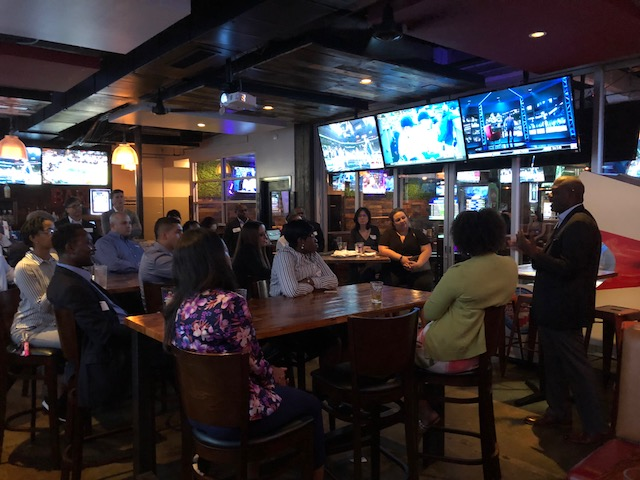 Emerging Professionals Group Mixer at Pub Fiction ISM-Houston