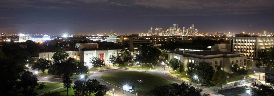 University of Houston Campus NIght Web