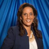 Gwen Mitchell, Vice President