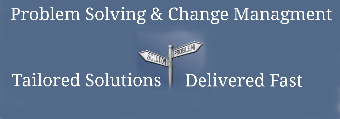 Problem Solving & Change Management Webinar Dec 14 2018