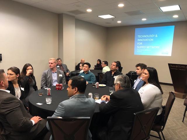 ISM-Houston Emerging Profesional Group Meeting January 16, 2019