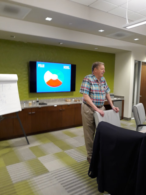 Taking Charge Negotiating Seminar with Ross Reck-4