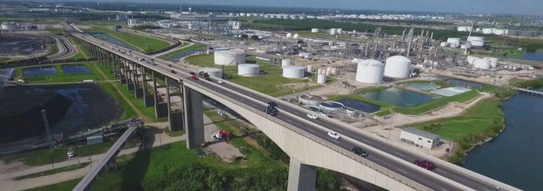 Fred Hartman Bridge ISM-Houston February Business Report