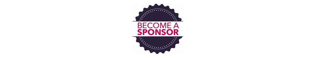 Become a Sponsor Logo