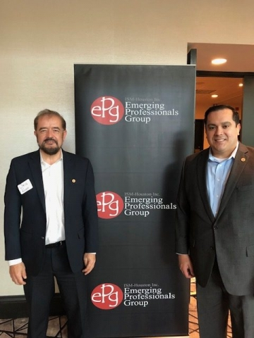 Emerging Professional Group Event Pictures, May, 2019 meeting, Omni Hotel Westside