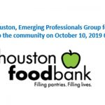 Emerging Professionals Group ISM Houston Volunteer Houston Food Bank