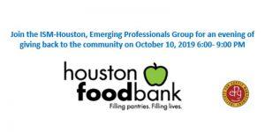 Emerging Professionals Group Community Service Night @ Houston Foodbank | Houston | Texas | United States
