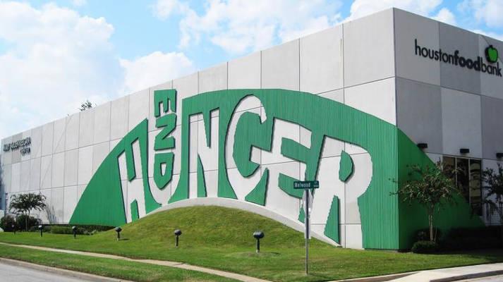 ISM-Houston Emergin Professional Community Night Volunteer for the Houston Food Bank