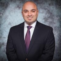 Efrain Garcia, Officer ISM-Houston,