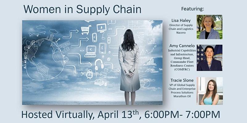 Women In Supply Chain ISM-Houston Professional Development Meeting