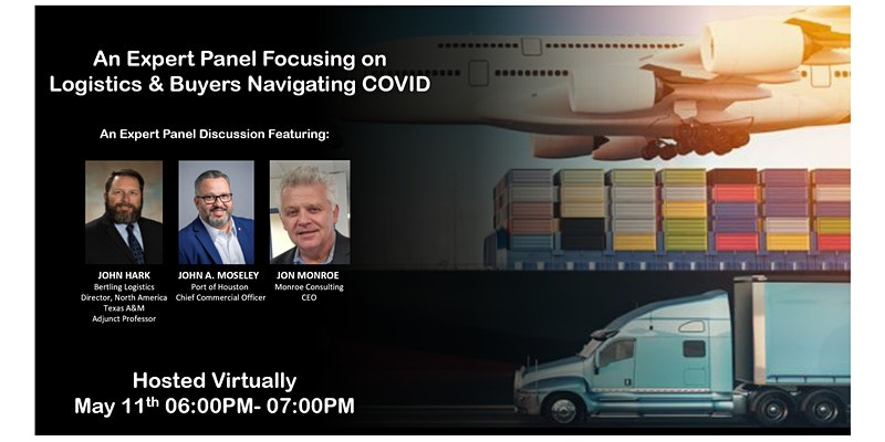 ISM-Houston May 2021 Professional Development Meeting Logistics and Buyers Navigating Covid