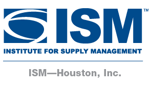ISM-Houston Sponsor For Energy Supply Chain and Procurement Conference