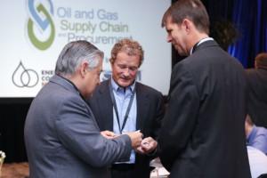 Peter Dill Eduardo Nunez Energy Supply Chain and Procurment Conference